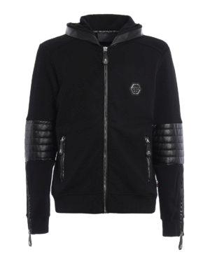Philipp Plein: Sweatshirts & Sweaters - Chie hoodie