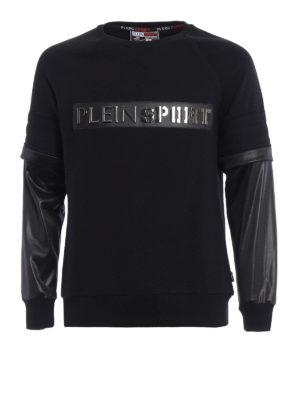 Philipp Plein: Sweatshirts & Sweaters - Cindarella man sweatshirt
