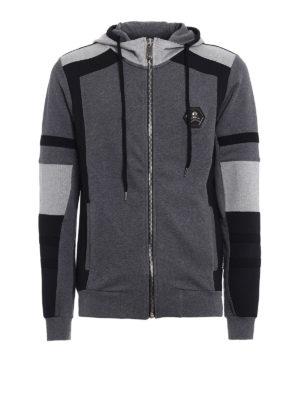 Philipp Plein: Sweatshirts & Sweaters - Dangerous hoodie