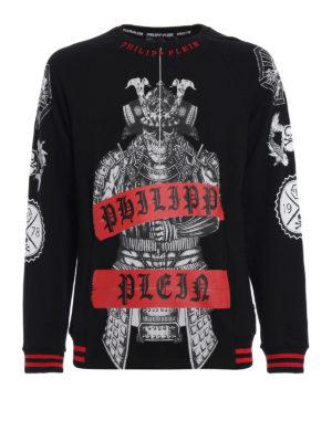 Philipp Plein: Sweatshirts & Sweaters - Fix sweatshirt