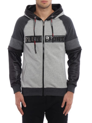 Philipp Plein: Sweatshirts & Sweaters online - Creed zipped hoodie