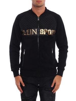Philipp Plein: Sweatshirts & Sweaters online - Gold Baby Plein Sport sweatshirt