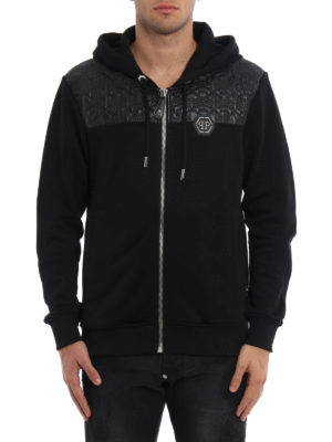 Philipp Plein: Sweatshirts & Sweaters online - Tadako hoodie