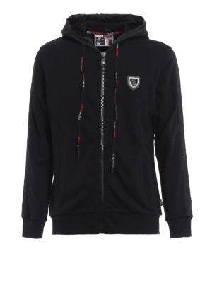 Philipp Plein: Sweatshirts & Sweaters - Rush zipped hoodie