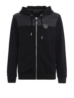 Philipp Plein: Sweatshirts & Sweaters - Tadako hoodie