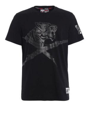 Philipp Plein: t-shirts - Alvin Plein Sport Tee