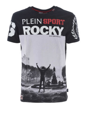 Philipp Plein: t-shirts - Balboa cotton T-shirt