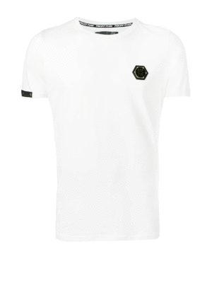 Philipp Plein: t-shirts - Basic Two short sleeved Tee