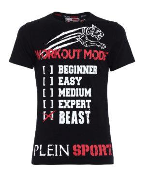 Philipp Plein: t-shirts - Daniel T-shirt