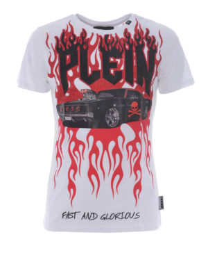 Philipp Plein: t-shirts - Feel it T-shirt