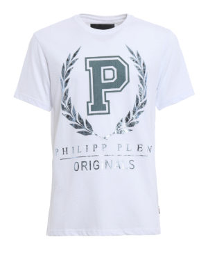 Philipp Plein: t-shirts - Giant short sleeve T-shirt