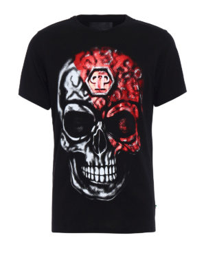 Philipp Plein: t-shirts - Inthe Deep T-shirt