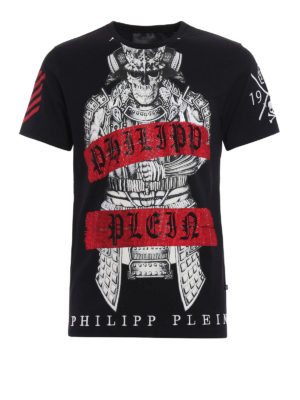 Philipp Plein: t-shirts - Kami embellished T-shirt