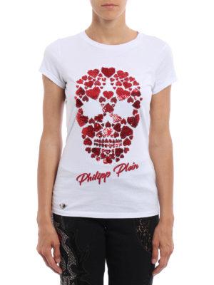 Philipp Plein: t-shirts online - Albany Love T-shirt