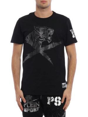 Philipp Plein: t-shirts online - Alvin Plein Sport Tee
