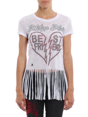 Philipp Plein: t-shirts online - Balinay Jap T-shirt