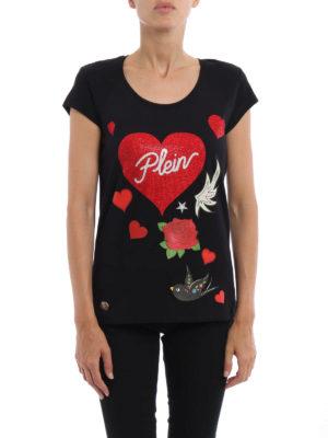 Philipp Plein: t-shirts online - Balinay Prussian T-shirt