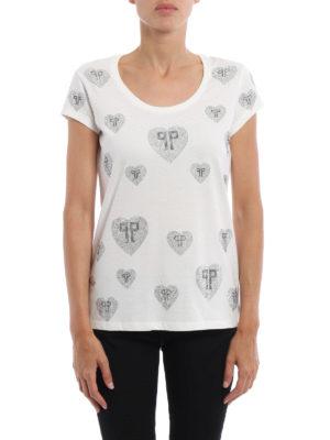 Philipp Plein: t-shirts online - Balinay White T-shirt