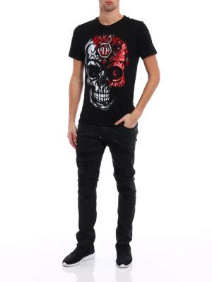 Philipp Plein: t-shirts online - Inthe Deep T-shirt