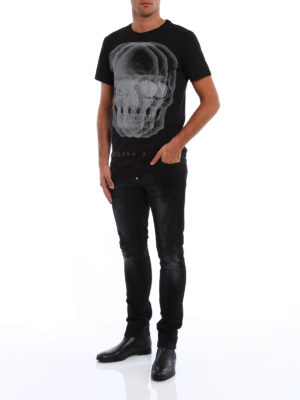 Philipp Plein: t-shirts online - Kaneko pure cotton T-shirt