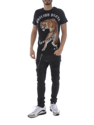 Philipp Plein: t-shirts online - Out of my head T-shirt