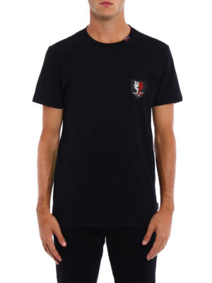 Philipp Plein: t-shirts online - Poly T-shirt