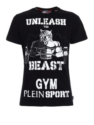 Philipp Plein: t-shirts - Rakin T-shirt