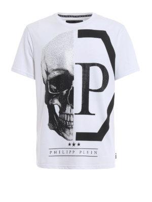 Philipp Plein: t-shirts - Shiori T-shirt