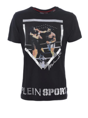 Philipp Plein: t-shirts - The cotton T-shirt