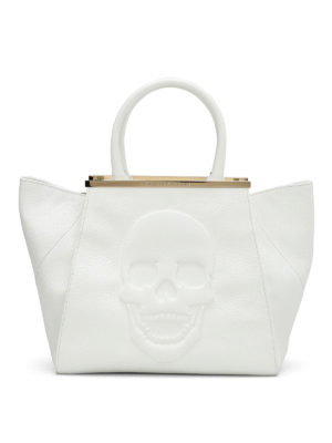 Philipp Plein: totes bags - Haralson leather tote
