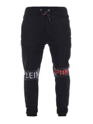Philipp Plein: tracksuit bottoms - Fat City jogging pants
