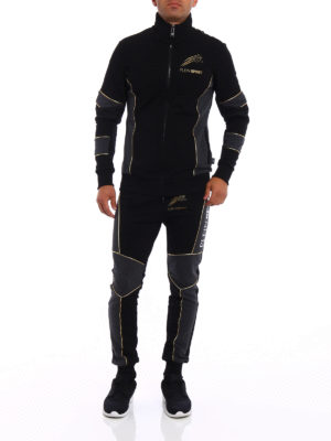 Philipp Plein: tracksuit bottoms online - Find cotton jersey track pants
