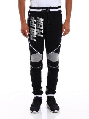 Philipp Plein: tracksuit bottoms online - One jogging trousers