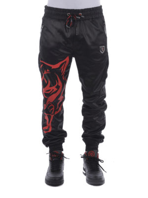 Philipp Plein: tracksuit bottoms online - Spin jogging trousers