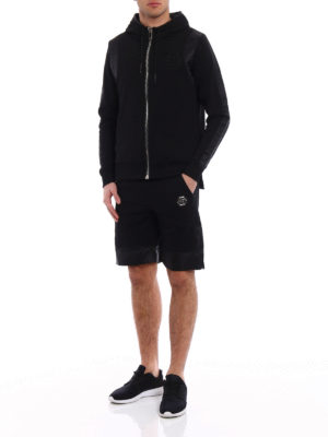 Philipp Plein: tracksuit bottoms online - Too much jogging shorts