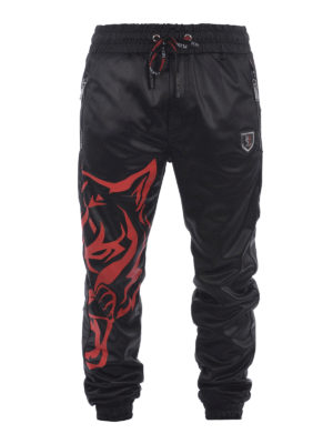 Philipp Plein: tracksuit bottoms - Spin jogging trousers