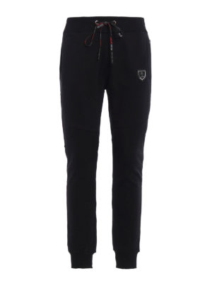 Philipp Plein: tracksuit bottoms - Tennis sweat pants