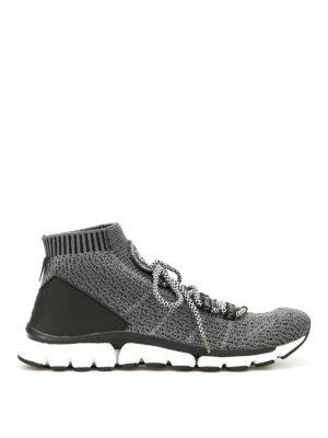 Philipp Plein: trainers - Apocalypse pull-on sneakers