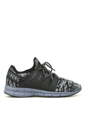 Philipp Plein: trainers - Backside running shoes