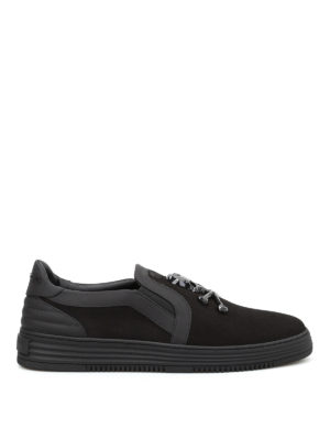 Philipp Plein: trainers - Blows leather slip-ons