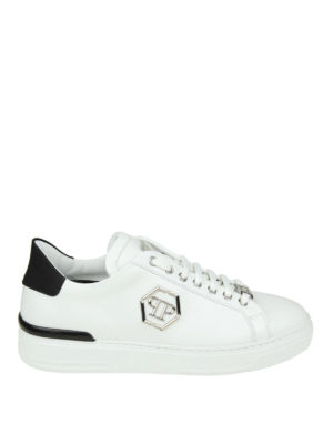 Philipp Plein: trainers - Caribou white sneakers