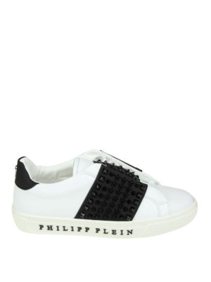 Philipp Plein: trainers - Fight studded slip-ons