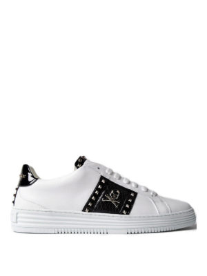 Philipp Plein: trainers - Get on low top sneakers