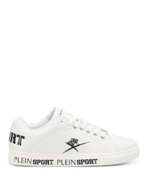 Philipp Plein: trainers - Julian leather sneakers