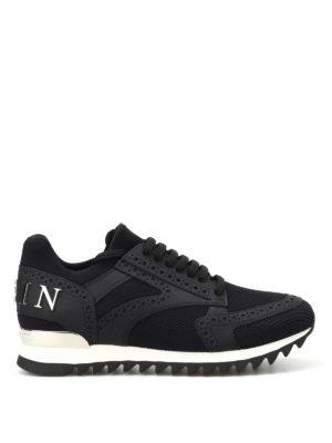 Philipp Plein: trainers - King neoprene pull-on sneakers