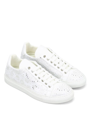 Philipp Plein: trainers online - Amy rhinestone sneakers