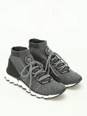 Philipp Plein: trainers online - Apocalypse pull-on sneakers