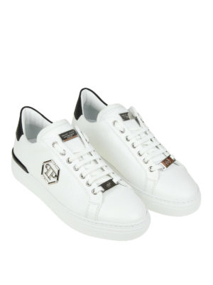 Philipp Plein: trainers online - Caribou white sneakers