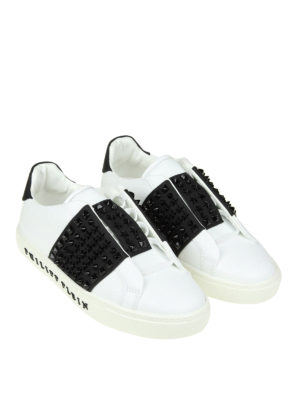 Philipp Plein: trainers online - Fight studded slip-ons