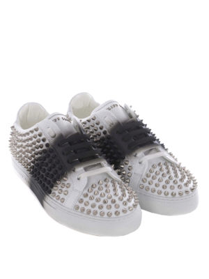 Philipp Plein: trainers online - Misty Eye studded sneakers